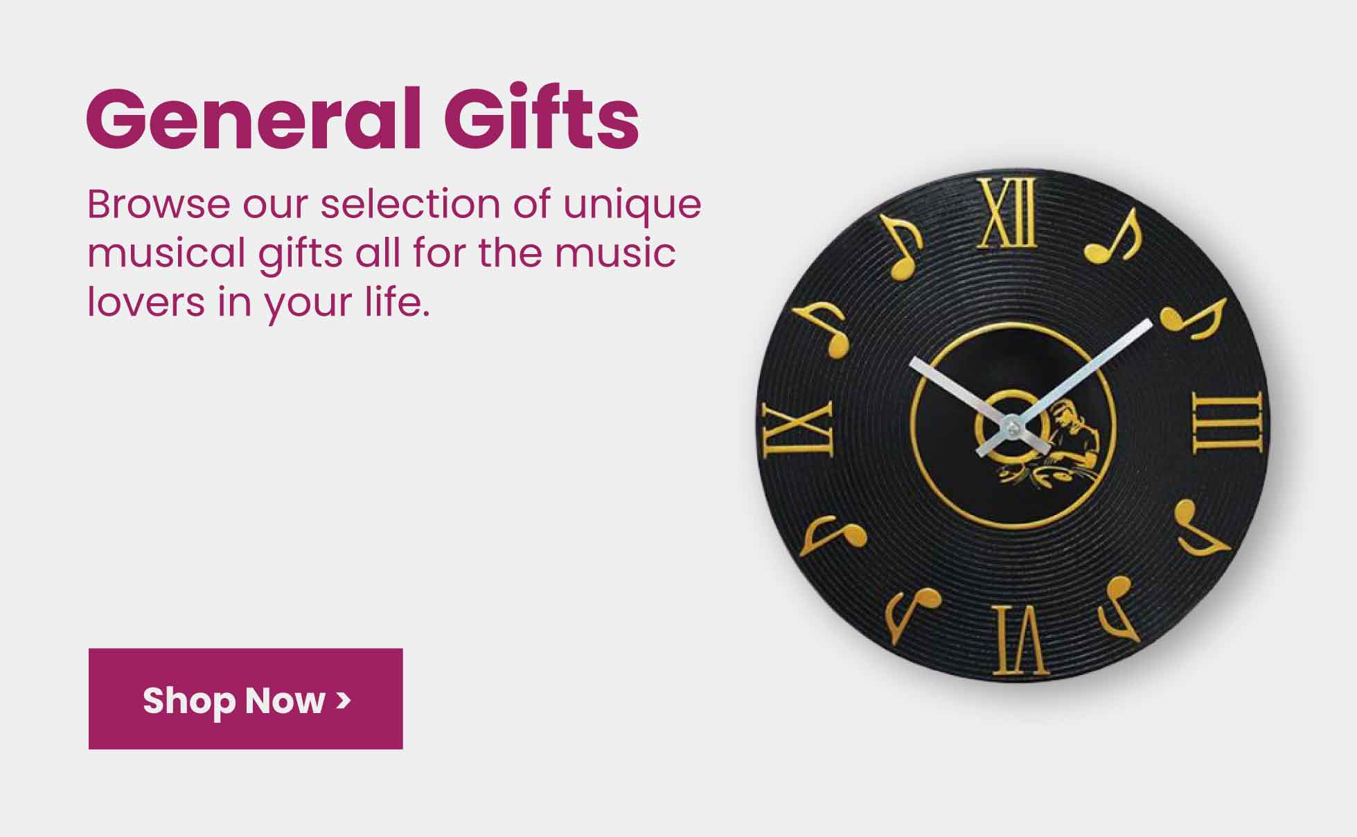 General music gifts